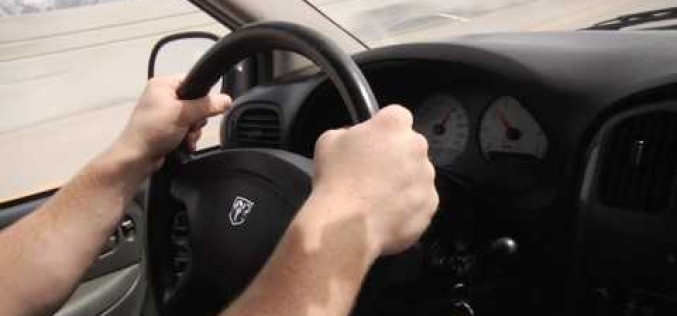 Driving an Automatic Car
