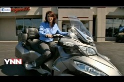 Can-Am Spyder: Motorcycle Review by Lauren Fix