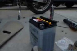 Critical trick to setting up a bike battery