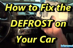 How to Correct the Defrost in Your Motor vehicle or Truck