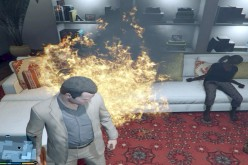 GTA 5 what will take place if Dad will drop into GTA V