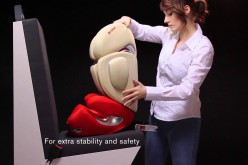 CYBEX Automobile Seat Remedy Q2-deal with Installation Video