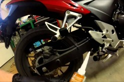 How To Repair A Bike Exhaust From Leaking