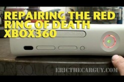 Repairing The Pink Ring of Demise XBox 360 – EricTheCarGuy