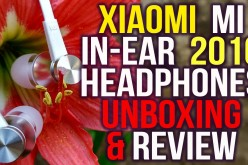 Mi In Ear Headphones 2016 Basic UnboXing & REVIEW – Launched on 3rd May Xiaomi