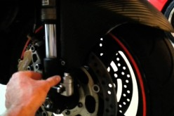 Do my fork seals leak on my motorcycle?